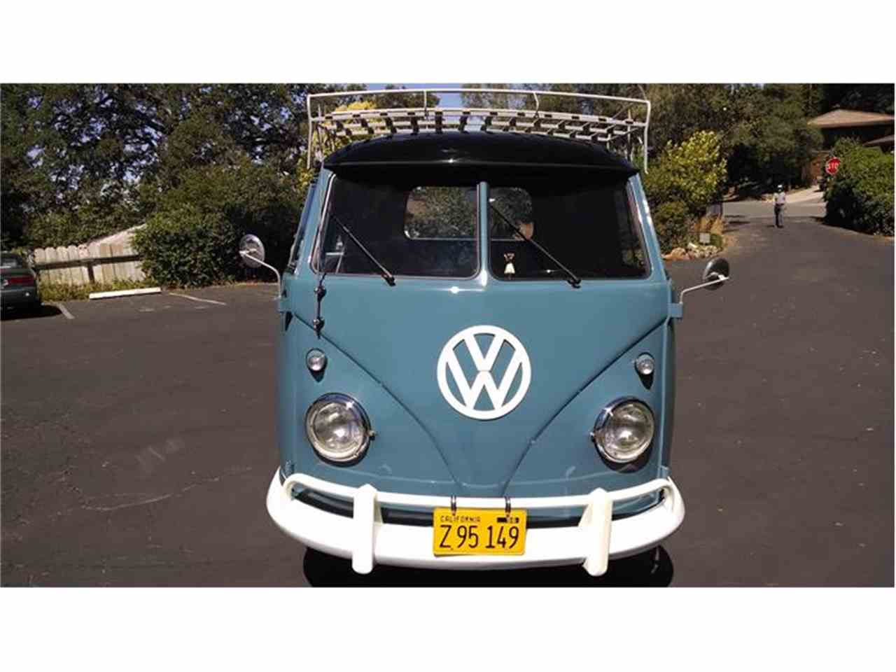 Large Picture of Classic '59 Volkswagen Transporter - $49,950.00 - ISJY