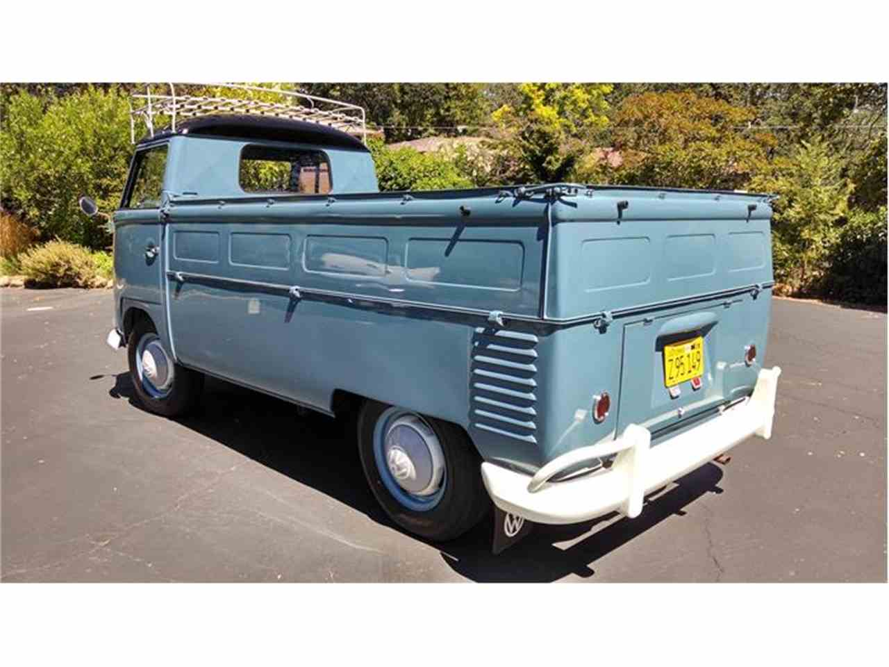 Large Picture of '59 Volkswagen Transporter located in California Offered by Brockers Beautys - ISJY
