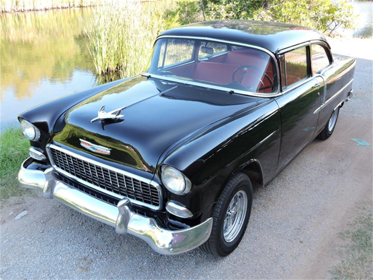 For Sale: 1955 Chevrolet 210 2 DOOR POST in Wilson, Oklahoma