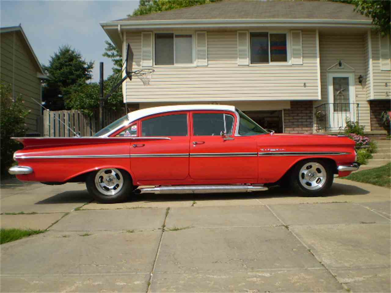 Large Picture of '59 Bel Air - ISMD