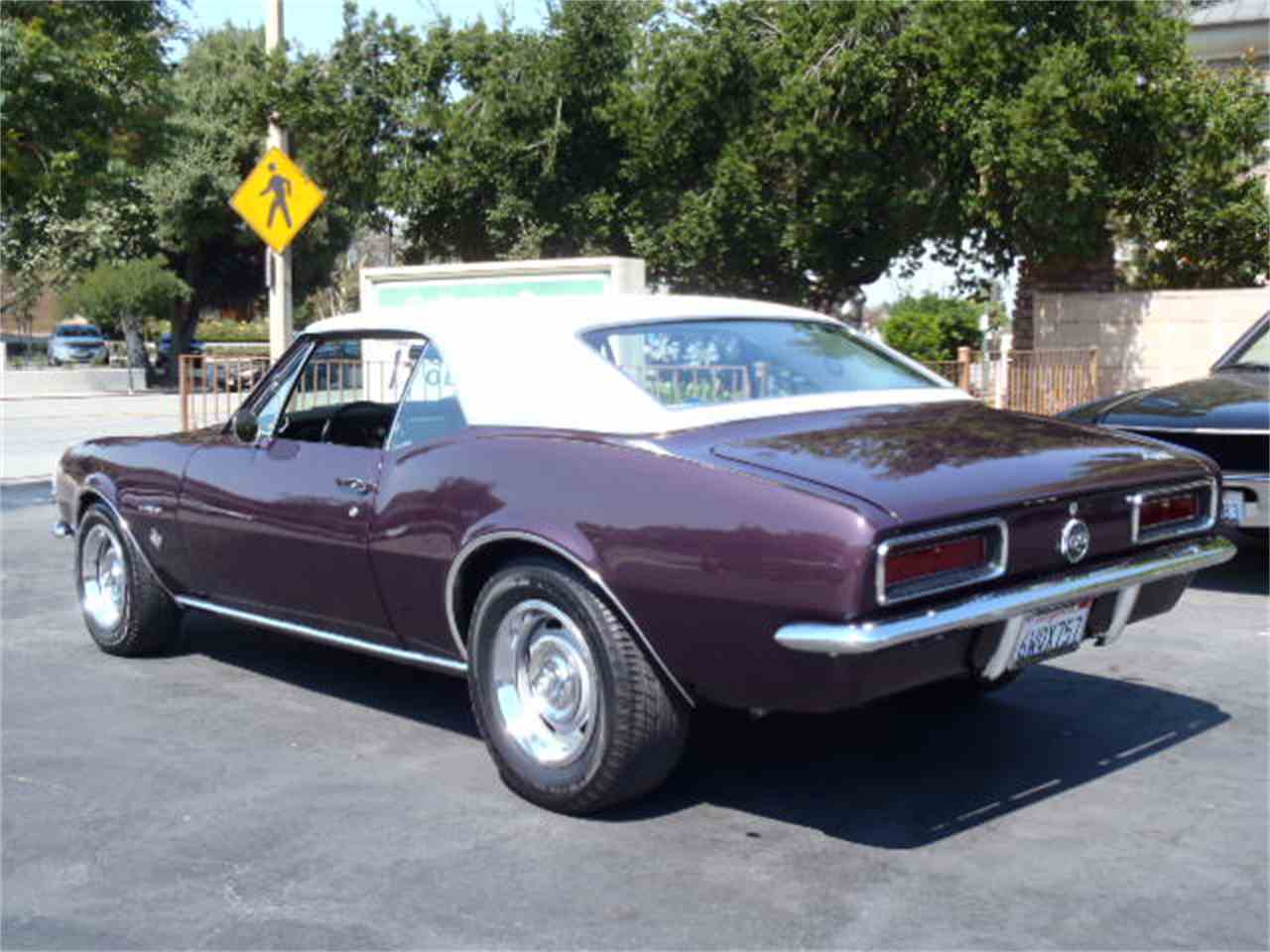 Large Picture of '67 Camaro SS - ISMX