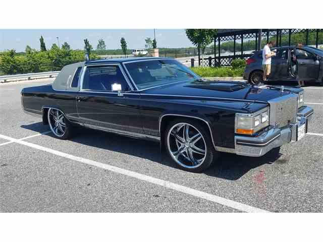 Picture of '83 Fleetwood Brougham - ISNN