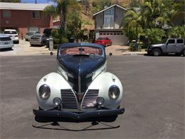 Picture of '39 4-Dr Sedan - ISNO