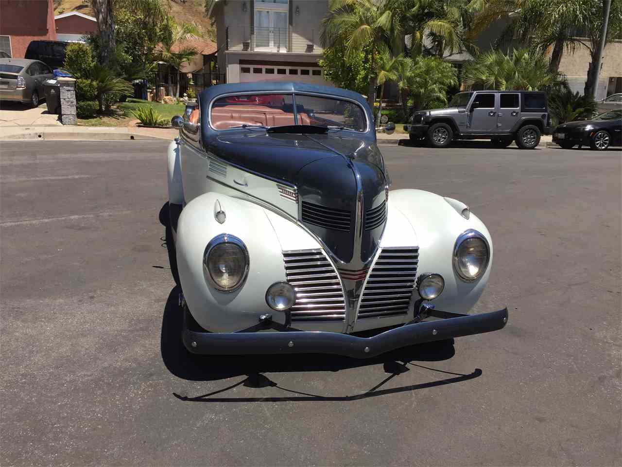 Large Picture of '39 4-Dr Sedan - ISNO