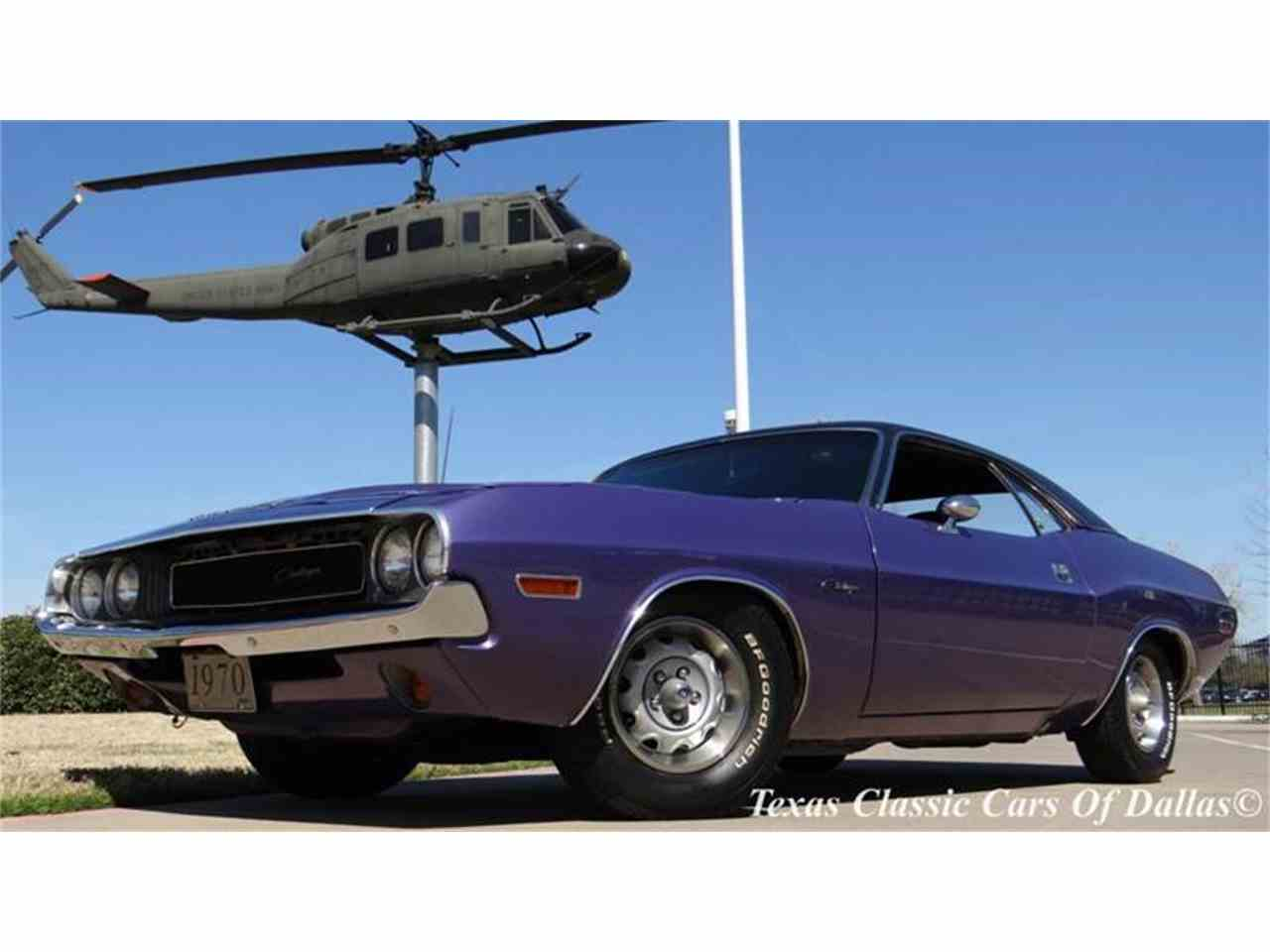 1970 Dodge Challenger for Sale | ClassicCars.com | CC-876961