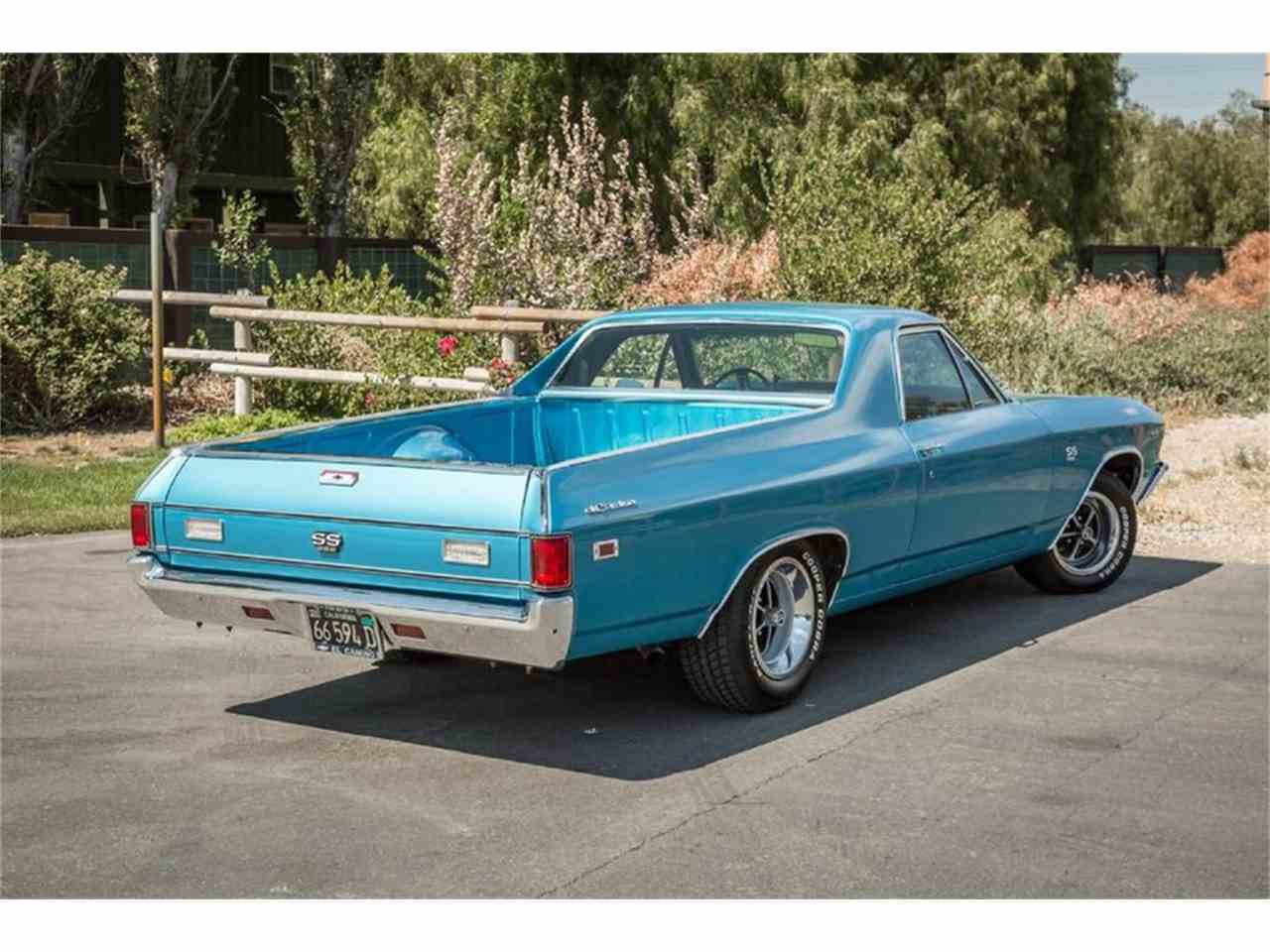 Large Picture of '69 El Camino SS - ISP4