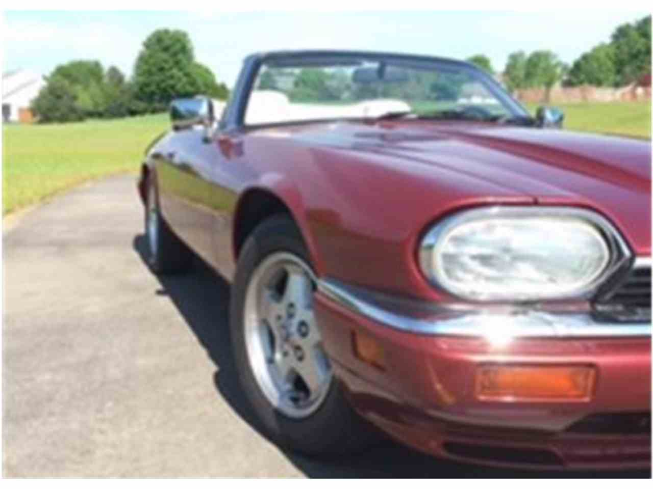 Large Picture of 1995 Jaguar XJS - $14,000.00 - ISS5
