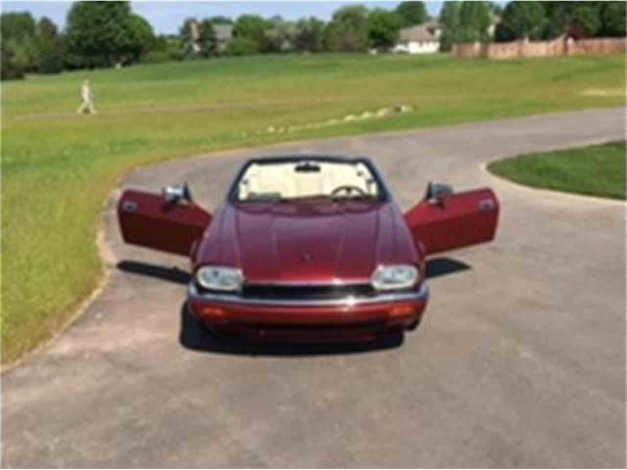 Large Picture of 1995 Jaguar XJS Offered by a Private Seller - ISS5