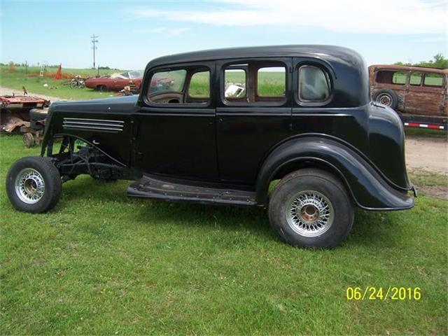 Picture of Classic '34 4-Dr Sedan - $4,500.00 Offered by  - IST8
