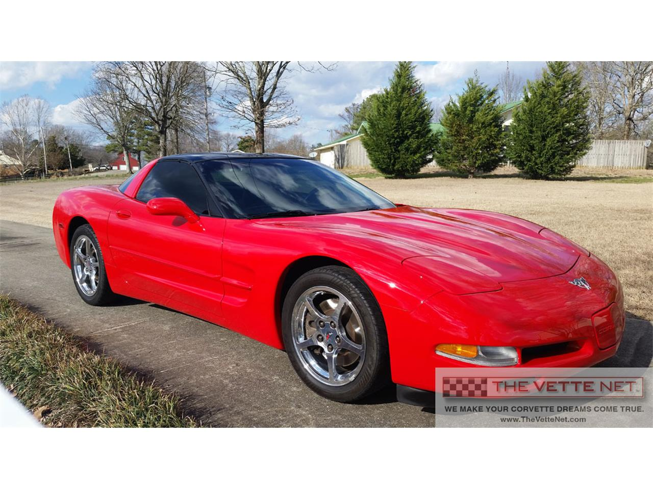 Large Picture of 2003 Corvette Offered by The Vette Net - ISTP