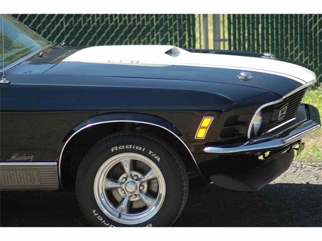 Large Picture of '70 Mustang - ISUX