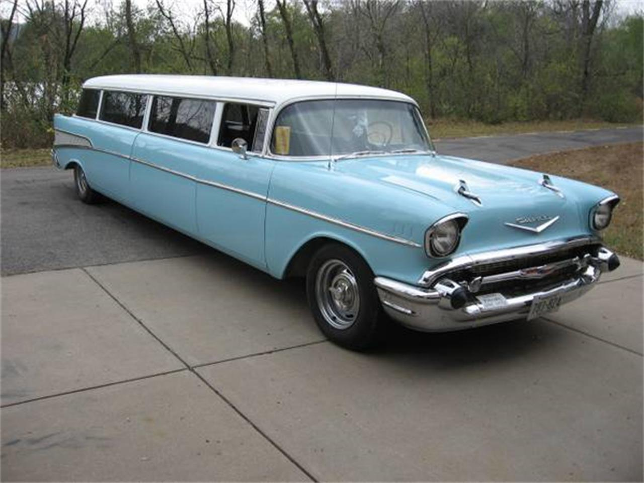 Large Picture of '57 Custom Wagon - ISYW