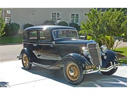 Picture of Classic '34 Sedan located in Peachtree City Georgia - $46,000.00 Offered by a Private Seller - ISZK