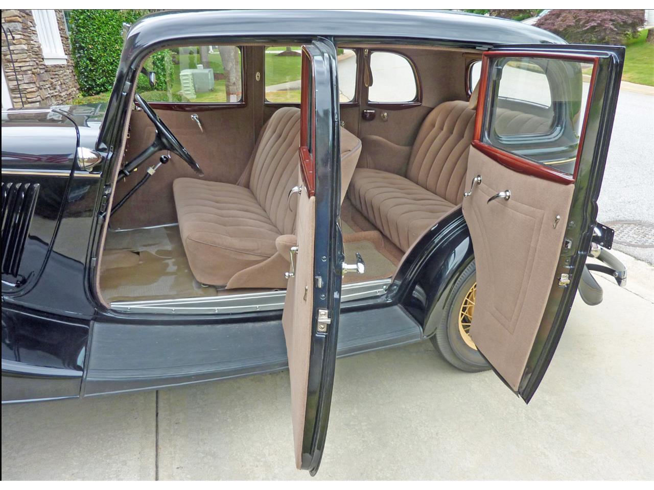 Large Picture of Classic '34 Sedan located in Peachtree City Georgia - $46,000.00 - ISZK