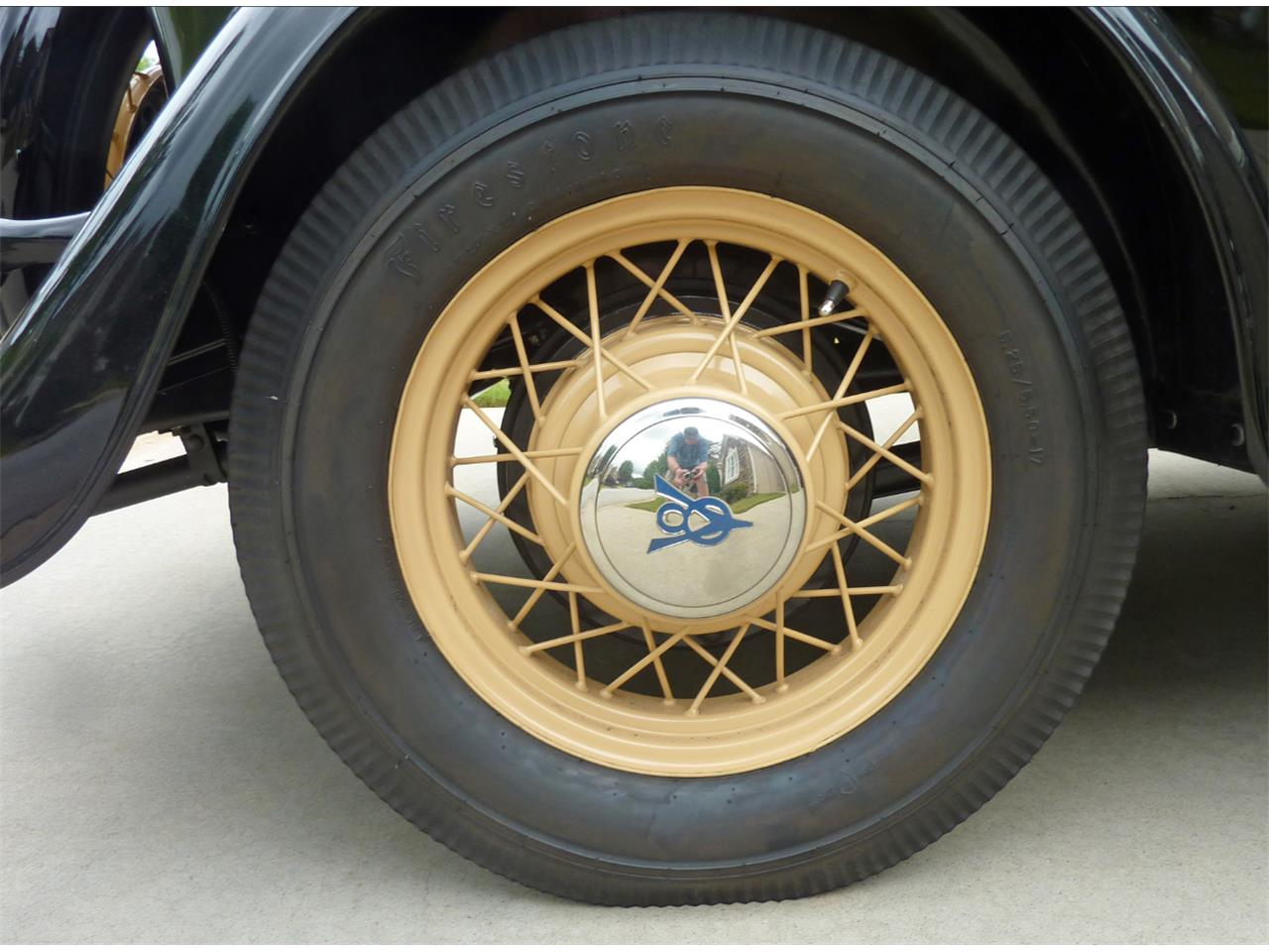 Large Picture of Classic 1934 Ford Sedan located in Georgia Offered by a Private Seller - ISZK
