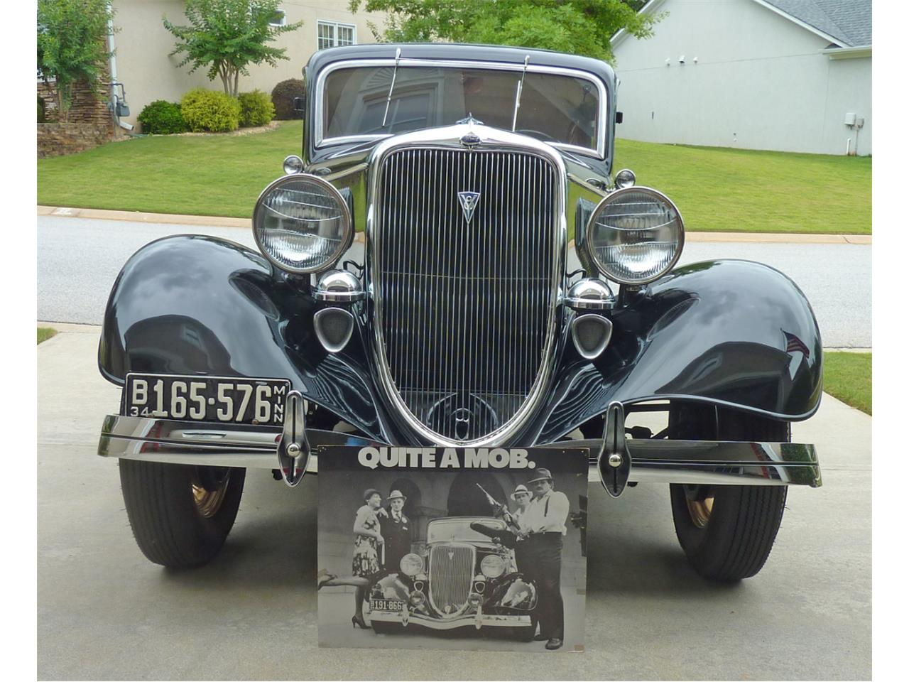 Large Picture of '34 Sedan located in Peachtree City Georgia Offered by a Private Seller - ISZK