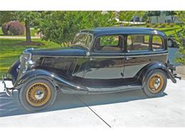Picture of Classic 1934 Ford Sedan located in Peachtree City Georgia - $46,000.00 - ISZK