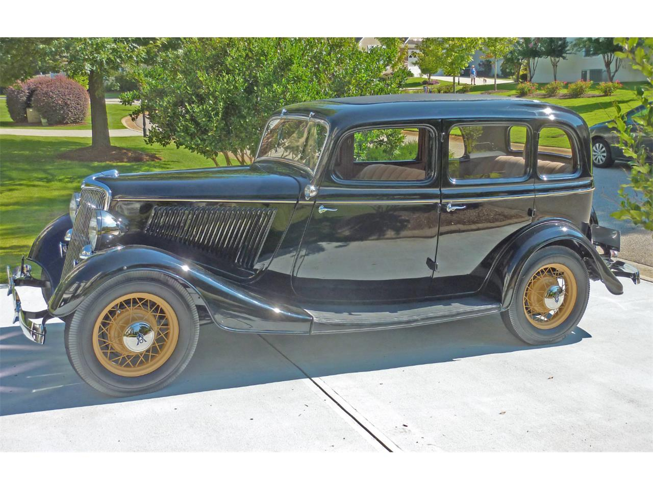 Large Picture of 1934 Ford Sedan located in Georgia - $46,000.00 - ISZK