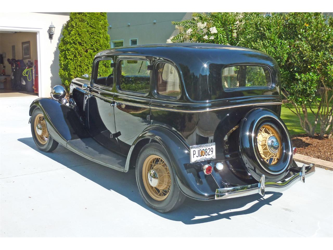 Large Picture of Classic '34 Ford Sedan - $46,000.00 Offered by a Private Seller - ISZK