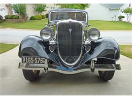 Picture of Classic 1934 Ford Sedan - $46,000.00 - ISZK