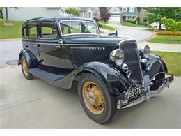 Picture of '34 Sedan - $46,000.00 - ISZK