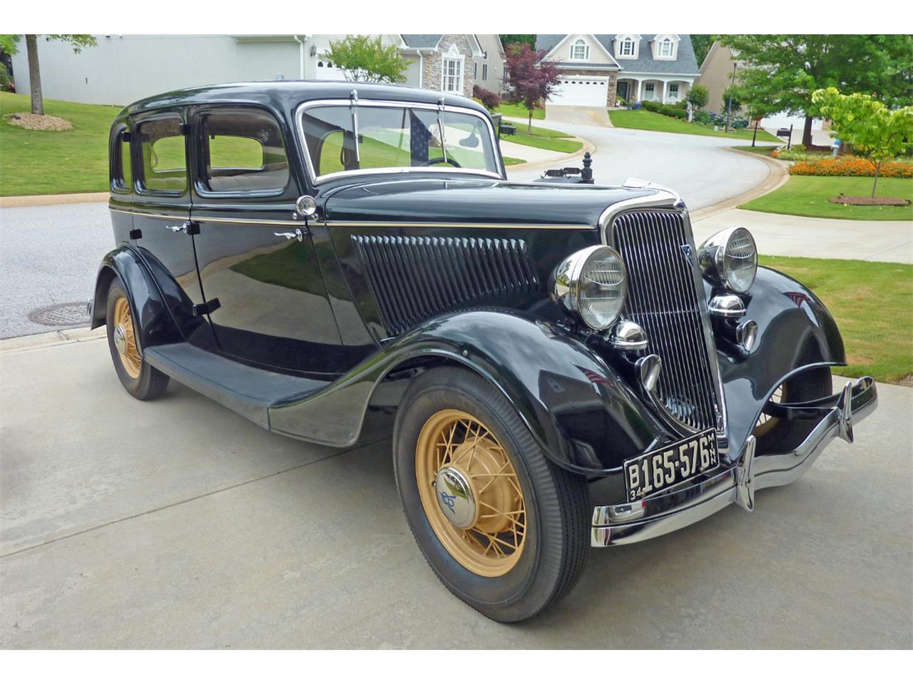 Large Picture of Classic 1934 Sedan - $46,000.00 - ISZK