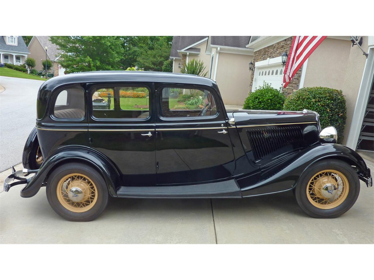 Large Picture of Classic 1934 Sedan located in Georgia - $46,000.00 Offered by a Private Seller - ISZK