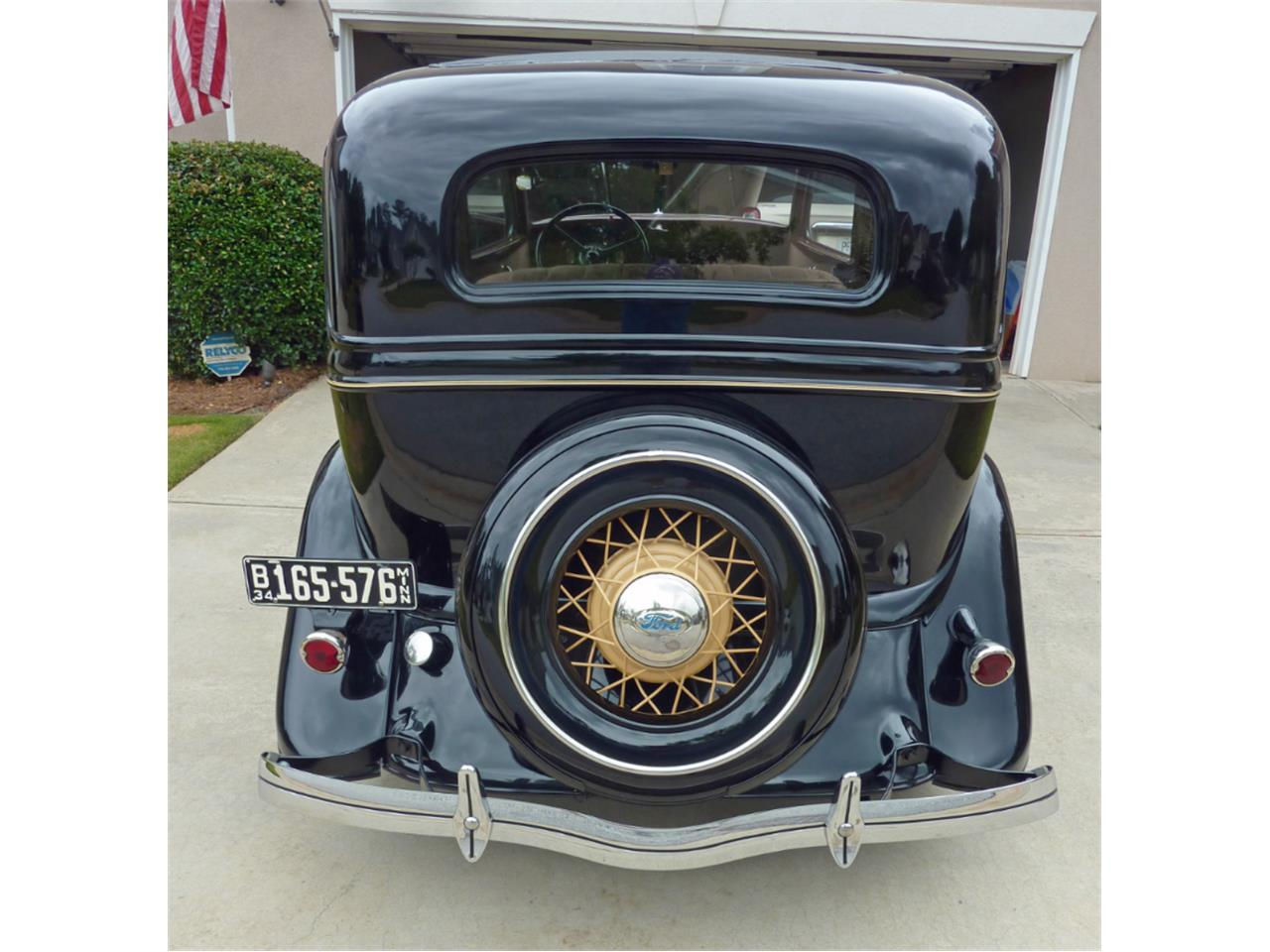 Large Picture of Classic 1934 Sedan located in Peachtree City Georgia - $46,000.00 Offered by a Private Seller - ISZK