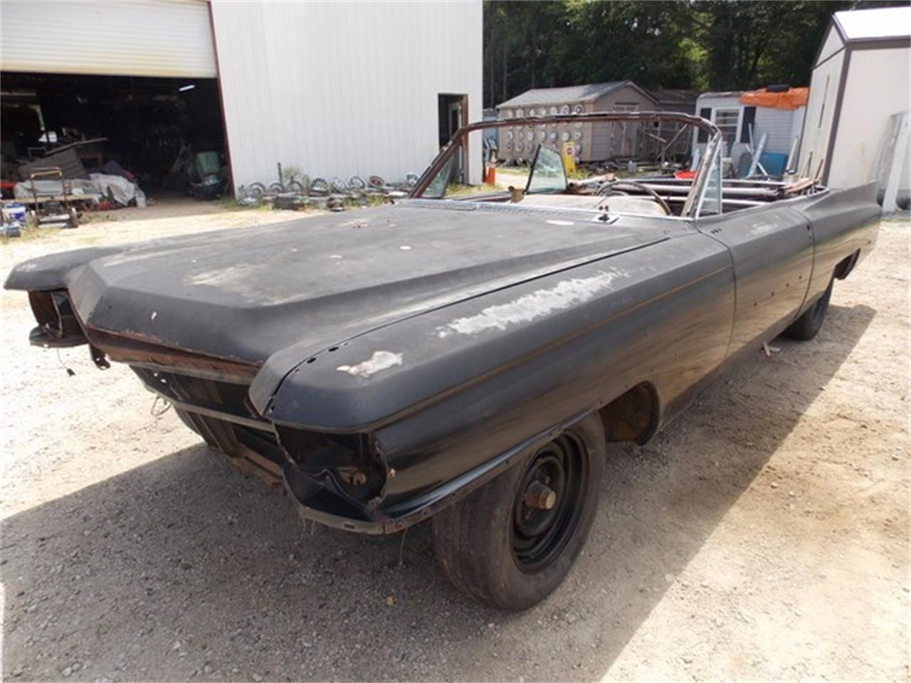 Large Picture of 1963 Cadillac DeVille - IT03