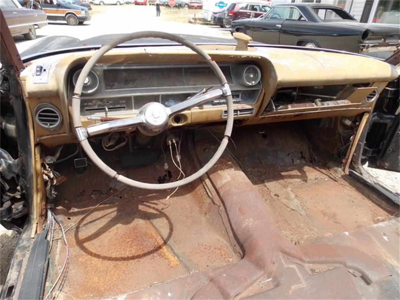 Large Picture of Classic 1963 Cadillac DeVille located in South Carolina - $3,000.00 - IT03