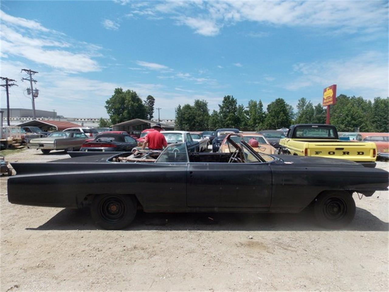 Large Picture of '63 Cadillac DeVille - $3,000.00 Offered by Classic Cars of South Carolina - IT03