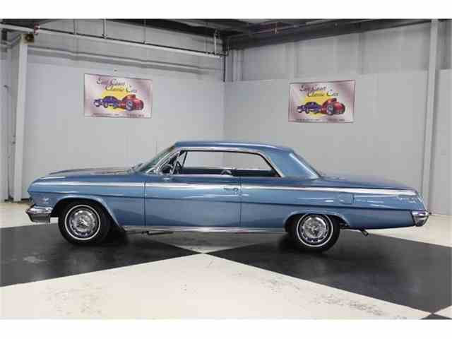 Picture of Classic '62 Chevrolet Impala SS - $55,000.00 Offered by East Coast Classic Cars - IT0G