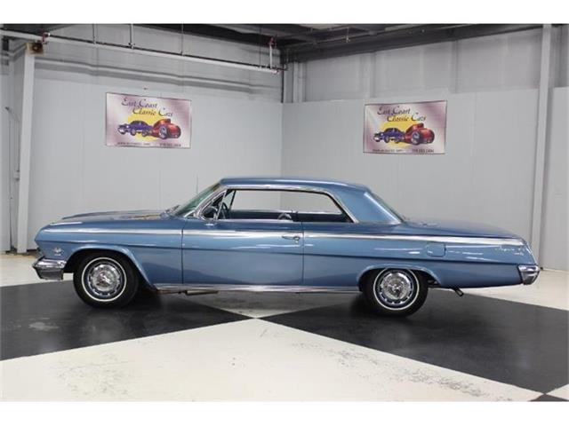 Picture of Classic '62 Chevrolet Impala SS located in Lillington North Carolina - $55,000.00 - IT0G