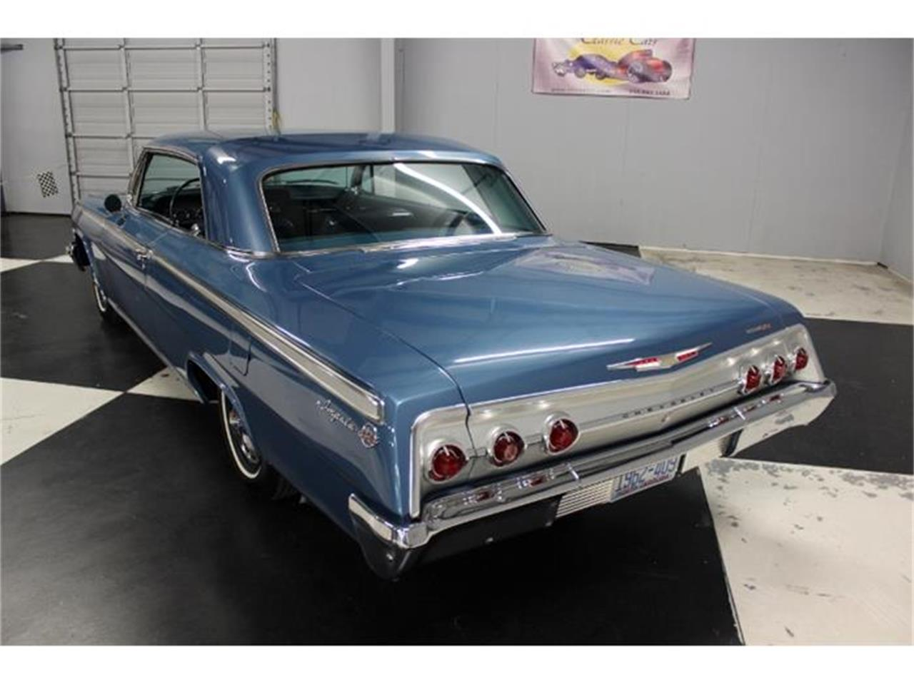 Large Picture of '62 Chevrolet Impala SS located in North Carolina Offered by East Coast Classic Cars - IT0G