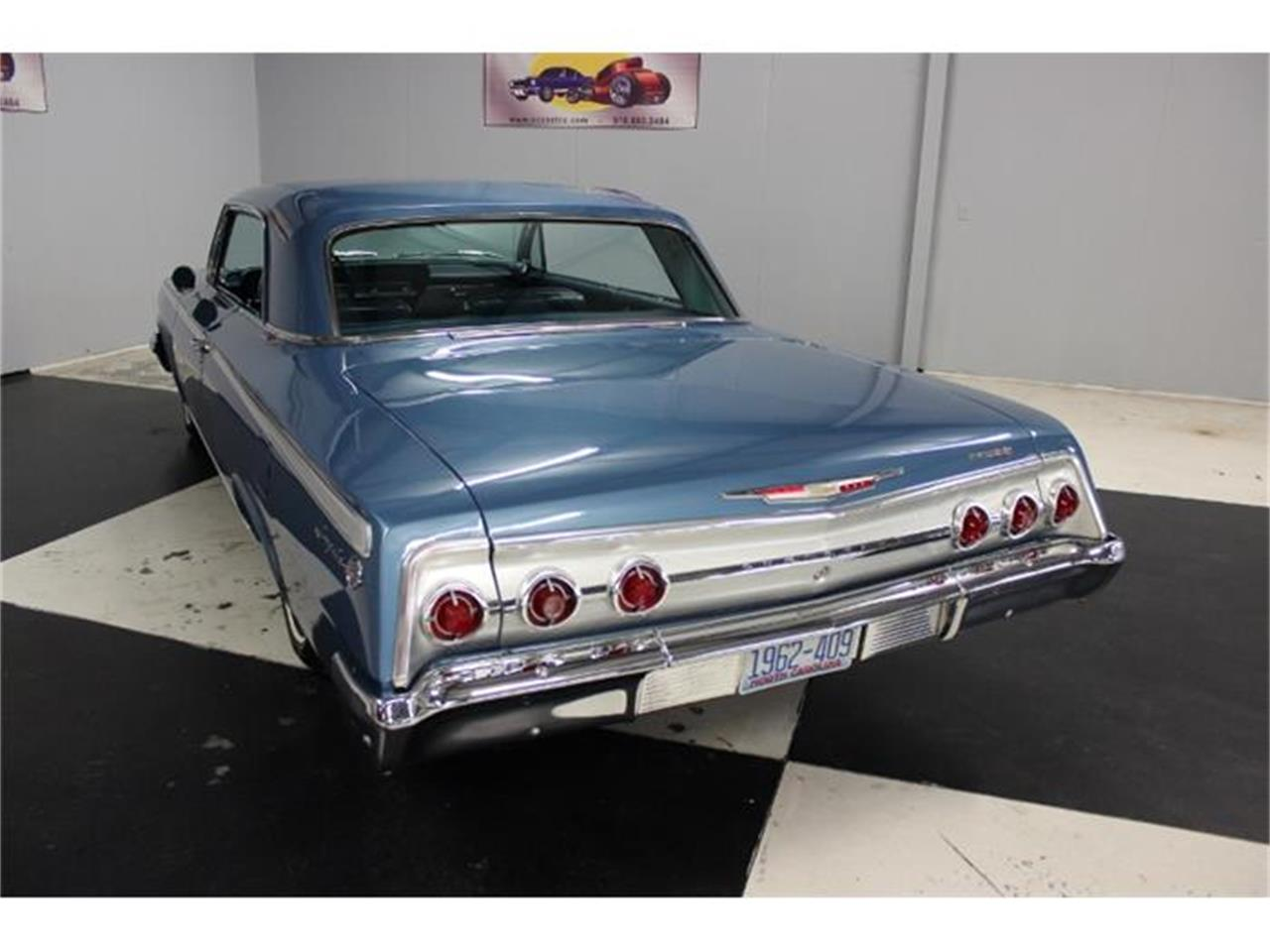 Large Picture of '62 Impala SS - IT0G