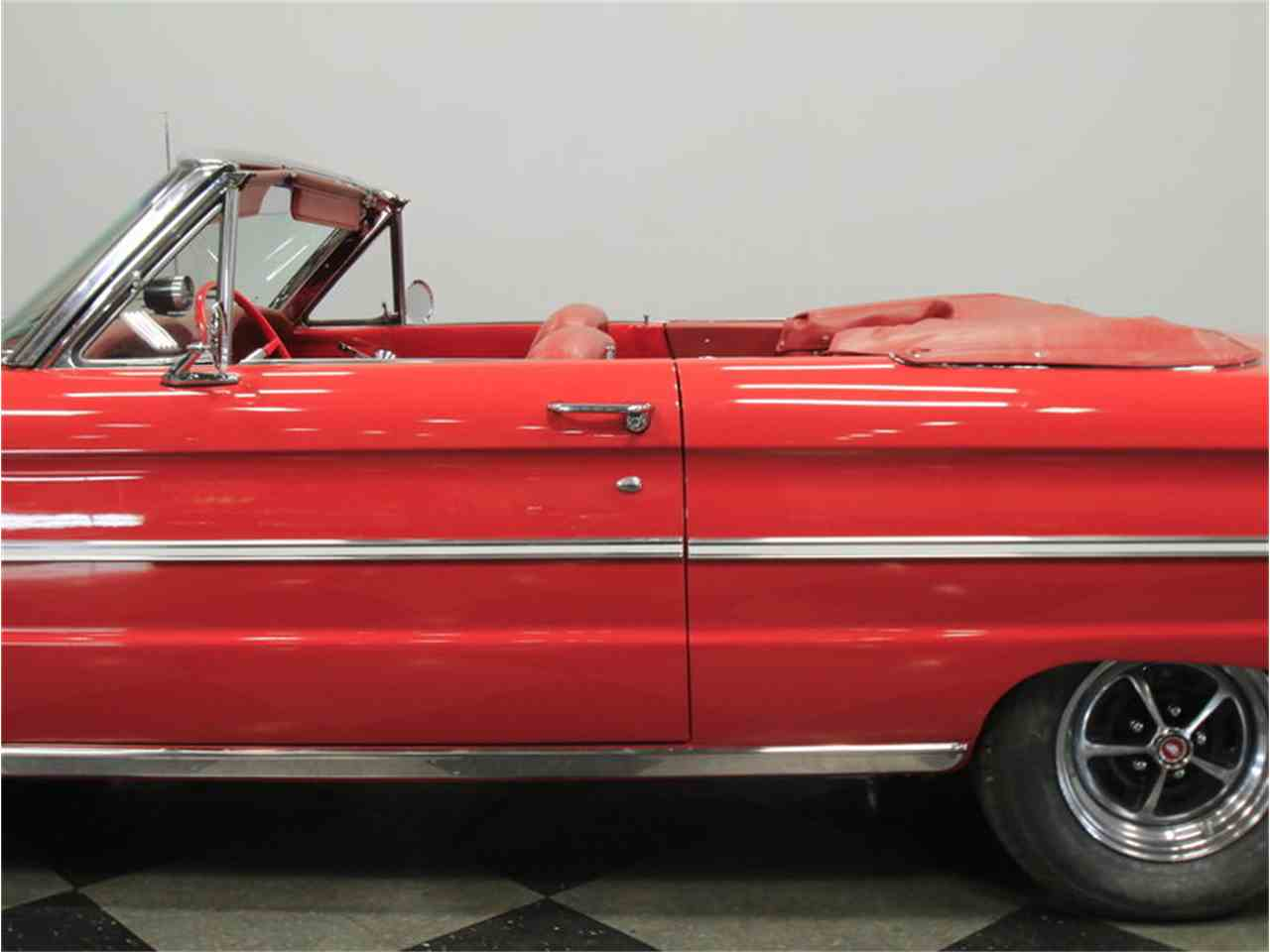 Large Picture of '63 Falcon - IT1J