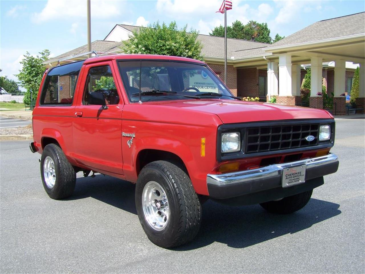 Images of 1986 ford bronco 2