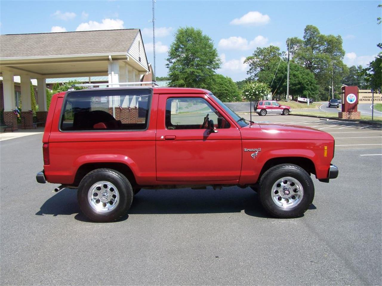 1986 Ford Bronco Ii Xlt 4x4 For Sale