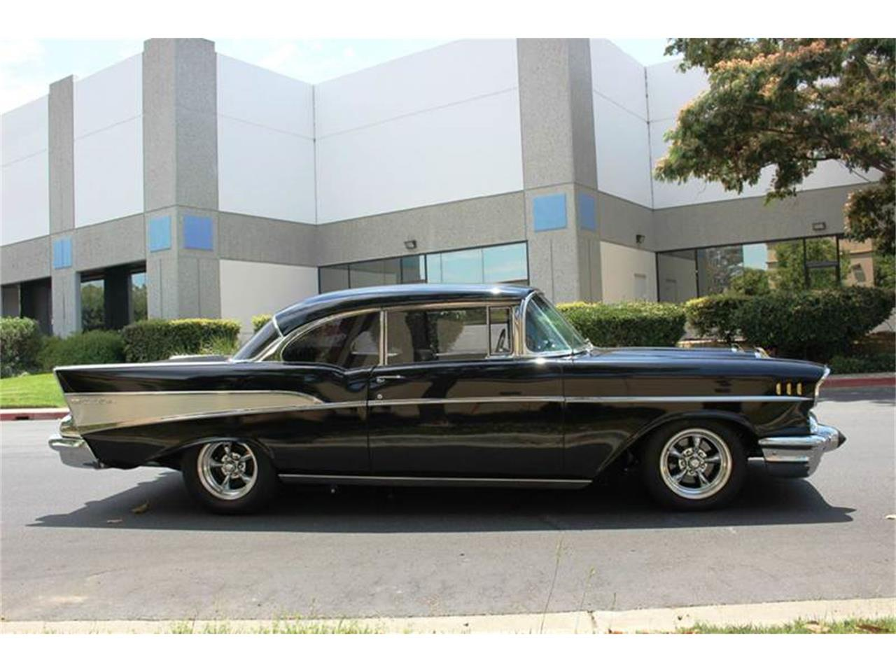 Large Picture of Classic 1957 Chevrolet Bel Air Offered by American Classic Cars - IT2Z