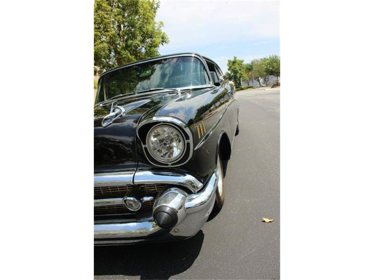 Large Picture of '57 Chevrolet Bel Air - $79,900.00 Offered by American Classic Cars - IT2Z