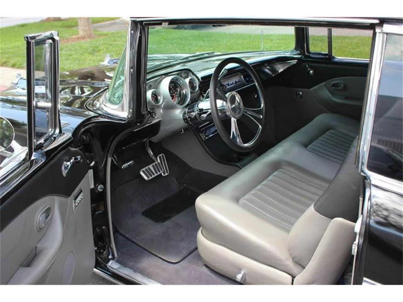Large Picture of '57 Chevrolet Bel Air Offered by American Classic Cars - IT2Z