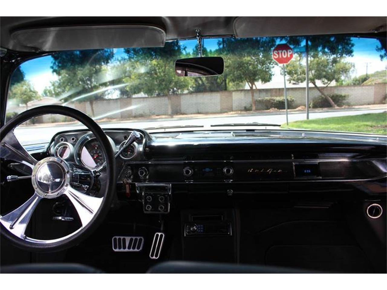 Large Picture of Classic 1957 Bel Air located in La Verne California Offered by American Classic Cars - IT2Z