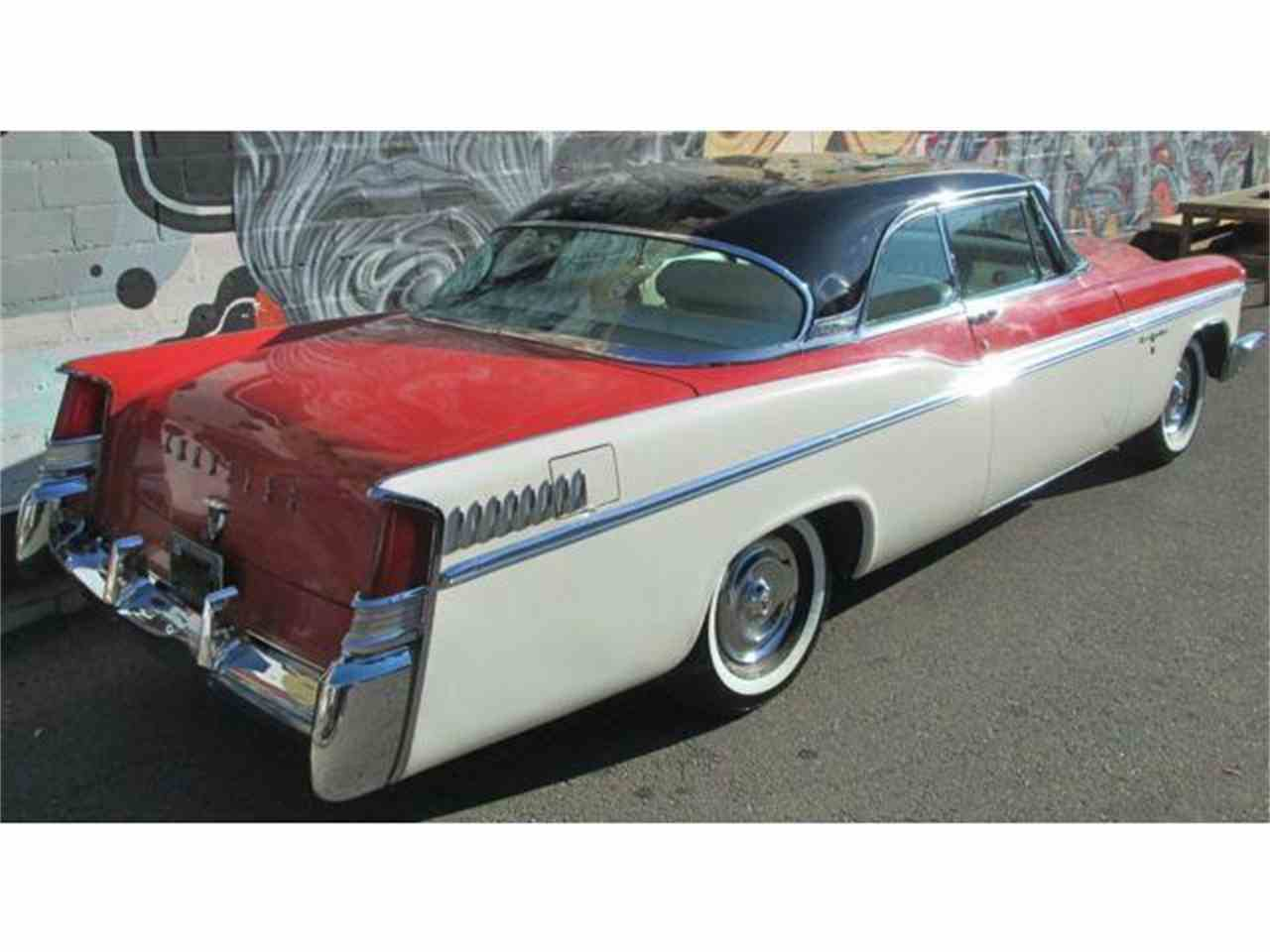 Large Picture of '56 Chrysler New Yorker located in Clarksburg Maryland - $21,500.00 - IT4O