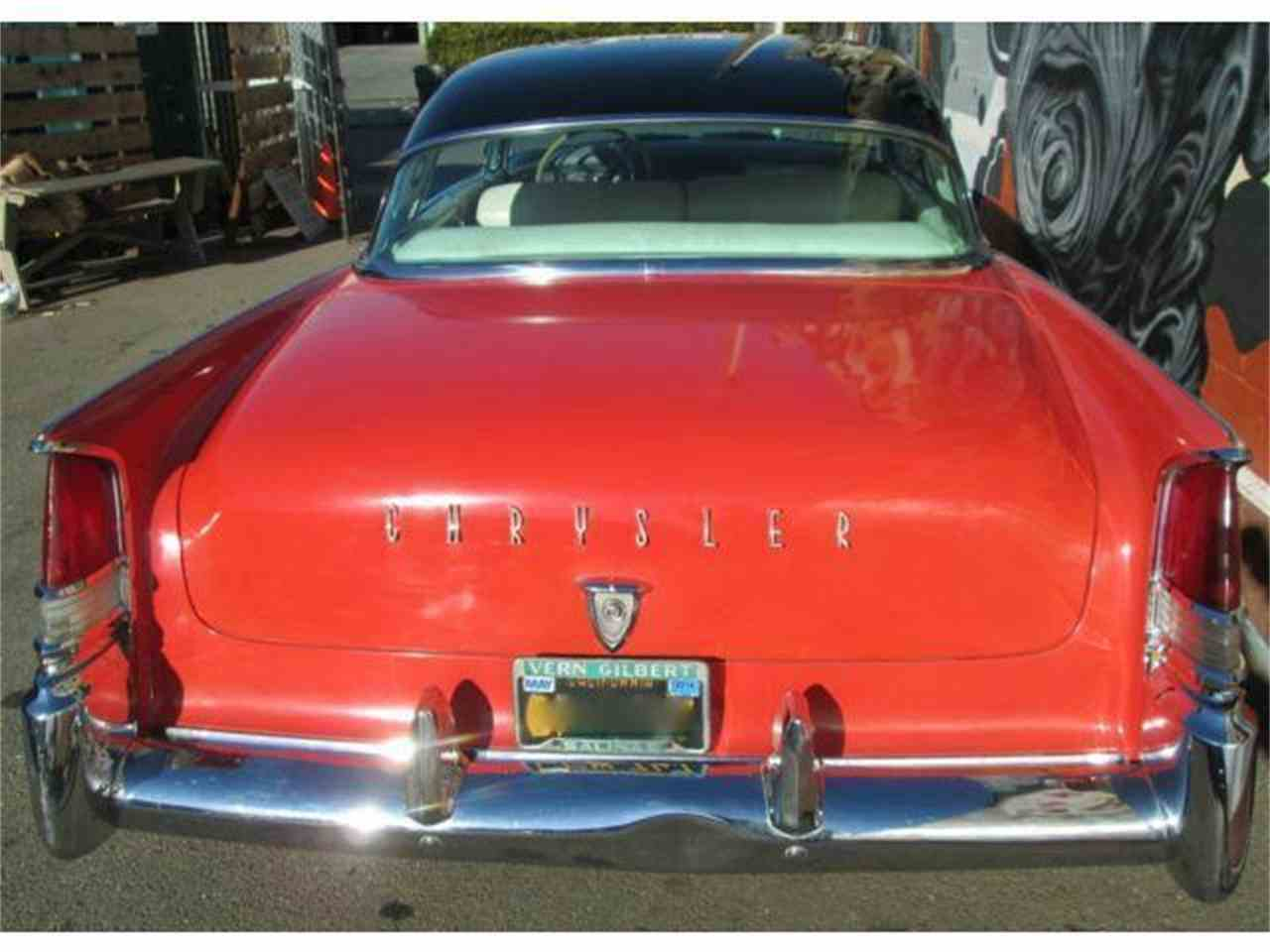 Large Picture of Classic '56 Chrysler New Yorker located in Clarksburg Maryland - $21,500.00 - IT4O