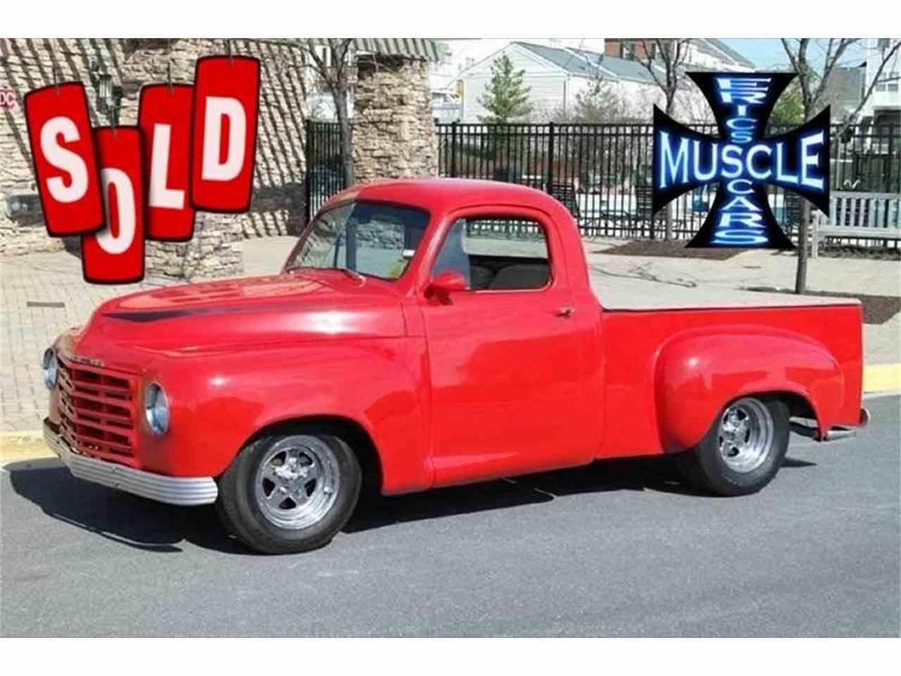 1951 Studebaker Pickup for Sale | ClassicCars.com | CC-877563