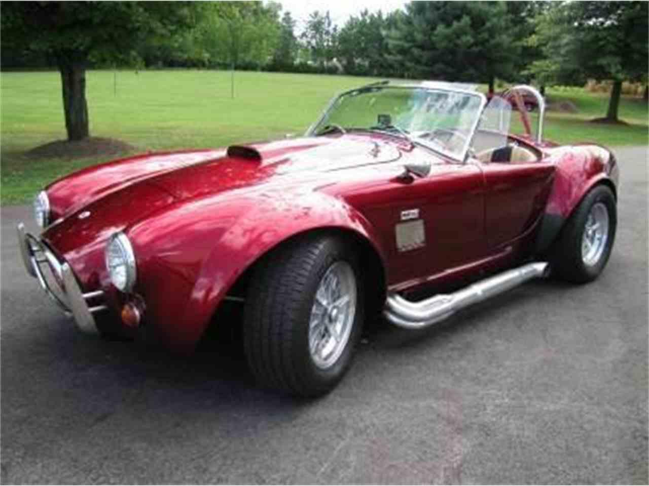 Large Picture of '67 Cobra - IT4U