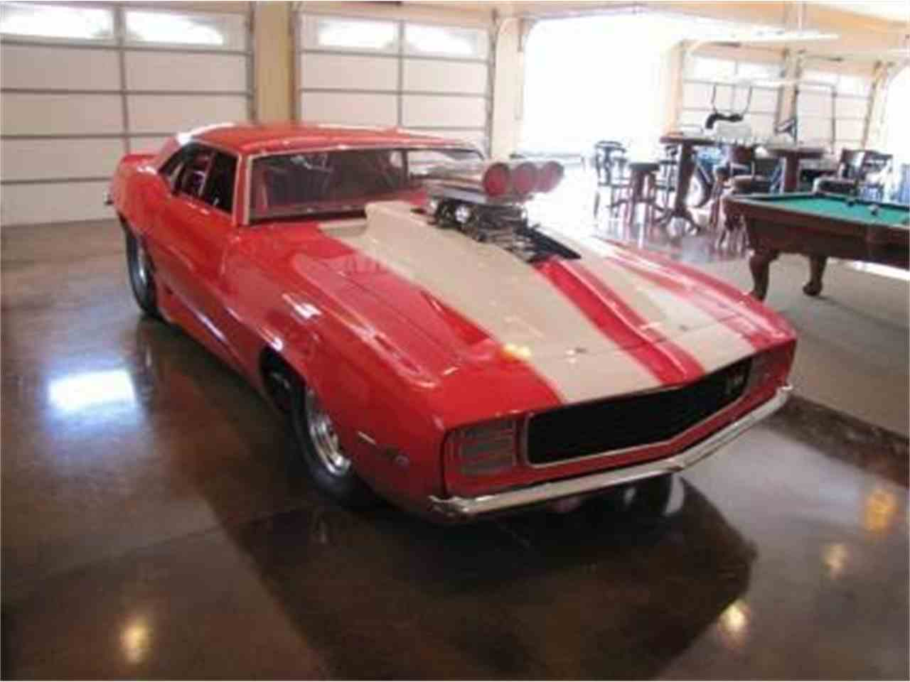 Large Picture of '69 Chevrolet Camaro Offered by Eric's Muscle Cars - IT5G
