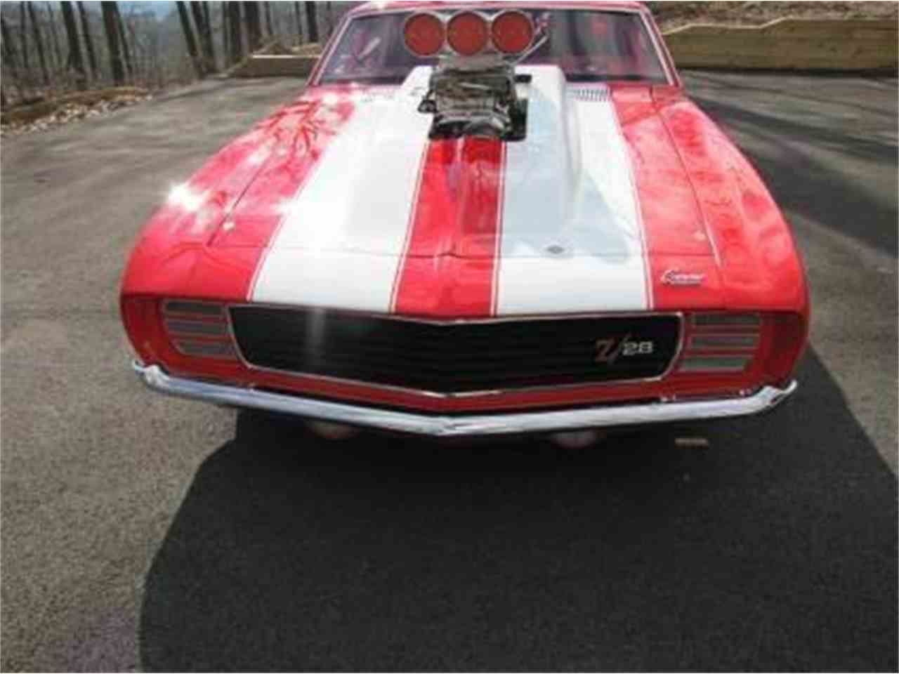 Large Picture of Classic 1969 Chevrolet Camaro - $85,900.00 Offered by Eric's Muscle Cars - IT5G