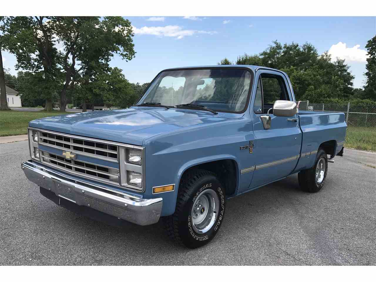 1986 Chevrolet Pickup For Sale