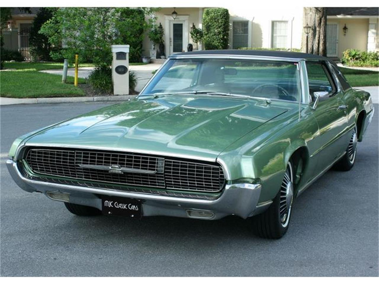 Large Picture of '67 Thunderbird located in Florida - $18,500.00 Offered by MJC Classic Cars - ITN1